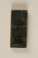 1992.160.7 back Cigarette lighter  Click to enlarge