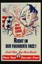 Poster encouraging the buying of war bonds