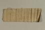 Handmade linen band