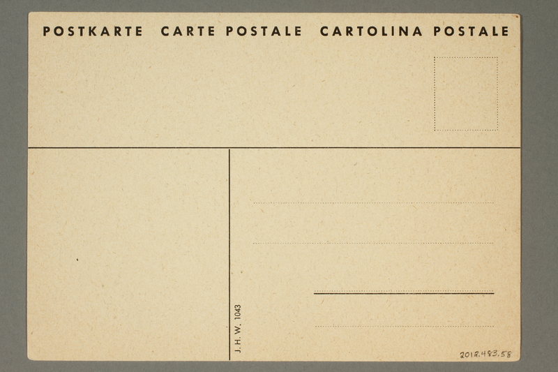 2012.483.58 back Postcard