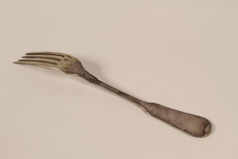 1992.169.19.1 back Fork used prewar in the Eisiskes shtetl