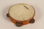 Tambourine used by kindergartners prewar in the Eisiskes shtetl