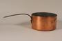 Copper cooking pot used prewar in the Eisiskes shtetl
