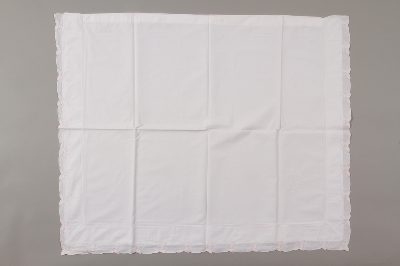2006.136.8 front Pillowcase