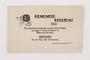 Legion of Judea postcard calling for a boycott of Nazi Germany
