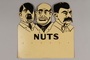 Nuts! to leaders sign with image of Hitler, Mussolini, and Stalin