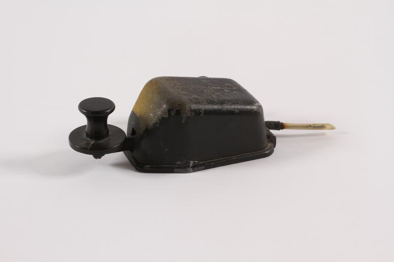 2015.333.1 back Telegraph machine part