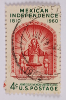 2014.480.141 front United States four cent postage stamp  Click to enlarge