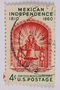 United States four cent postage stamp
