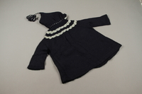 2018.126.16 back Child's hooded sweater coat  Click to enlarge