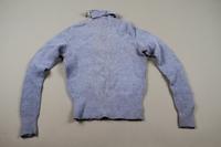 2018.126.20 side a Blue turtleneck sweater  Click to enlarge
