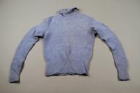 2018.126.20 side b Blue turtleneck sweater  Click to enlarge