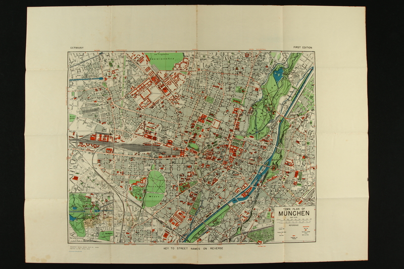 2018.64.2 side A Map of Munich