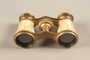 Opera glasses and case owned by a Jewish Austrian refugee