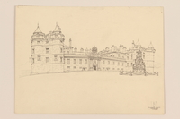 2012.471.171 other Portfolio of drawings of Edinburgh by a Jewish veteran, 2nd Polish Corps  Click to enlarge