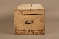 2018.462.2 left Wooden box  Click to enlarge