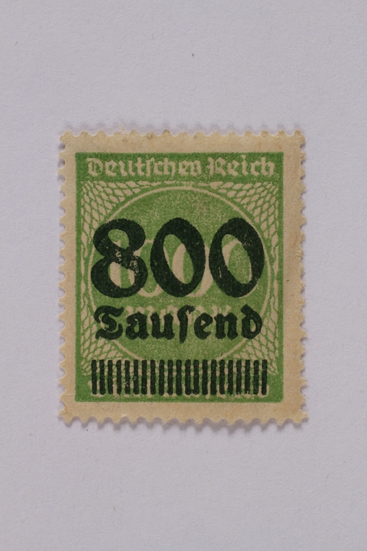 1992.221.102 front Postage stamp