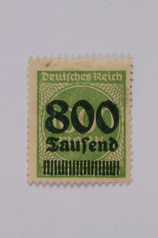 1992.221.103 front Postage stamp