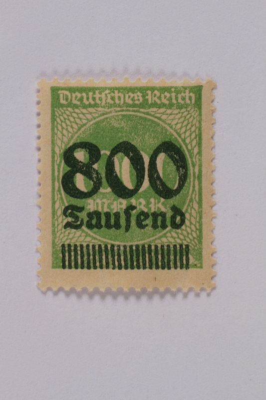 1992.221.104 front Postage stamp