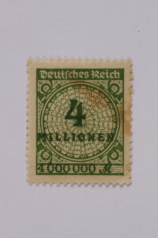 1992.221.107 front Postage stamp