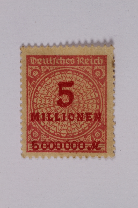 1992.221.112 front Postage stamp