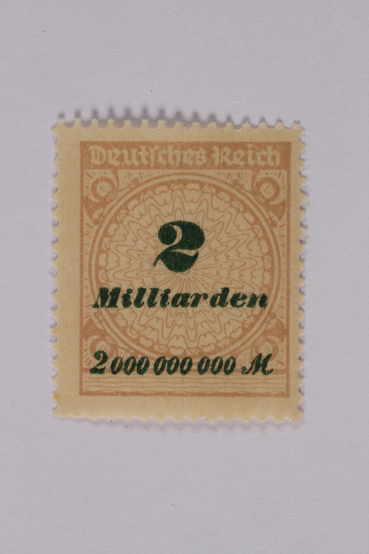 1992.221.117 front Postage stamp