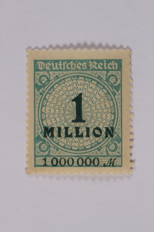 1992.221.130 front Postage stamp