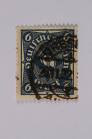 1992.221.138 front Postage stamp  Click to enlarge