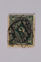 1992.221.140 front Postage stamp  Click to enlarge