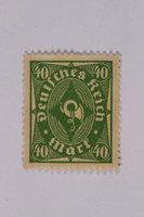 1992.221.145 front Postage stamp  Click to enlarge