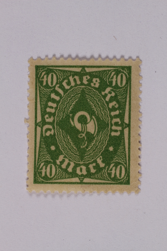 1992.221.146 front Postage stamp