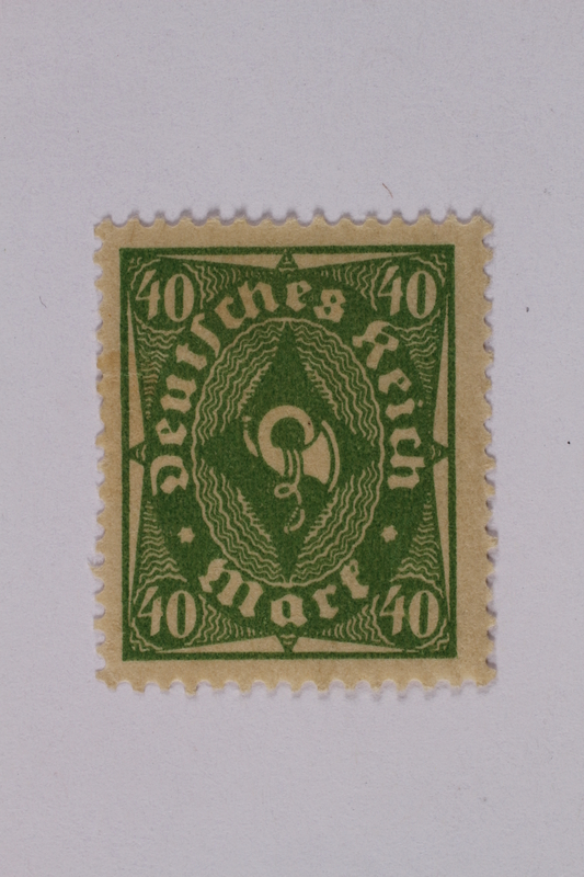 1992.221.147 front Postage stamp