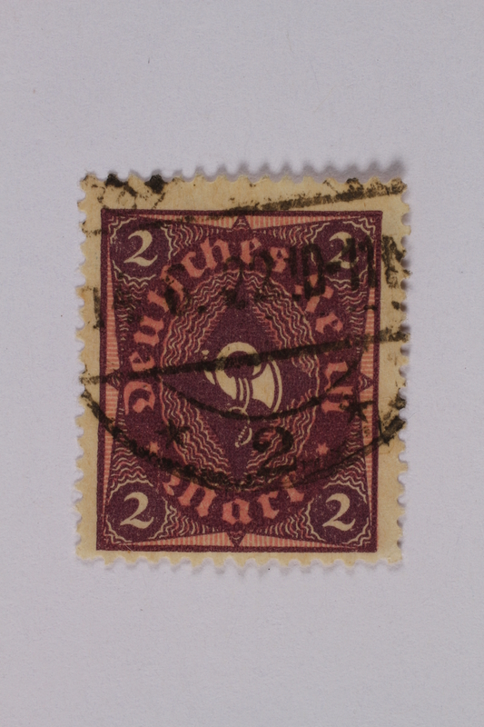 1992.221.149 front Postage stamp