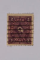 1992.221.150 front Postage stamp  Click to enlarge