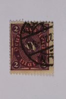 1992.221.152 front Postage stamp  Click to enlarge