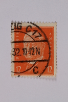 1992.221.161 front Postage stamp  Click to enlarge