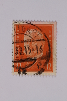 1992.221.162 front Postage stamp  Click to enlarge