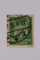 1992.221.163 front Postage stamp  Click to enlarge