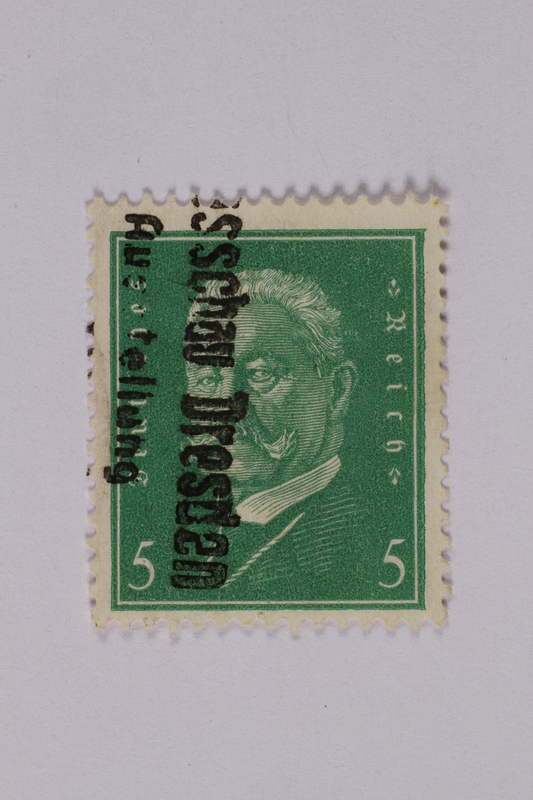 1992.221.168 front Postage stamp