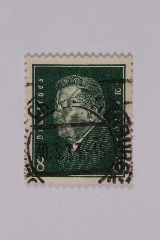 1992.221.170 front Postage stamp