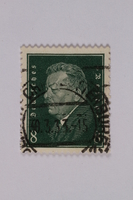 1992.221.170 front Postage stamp  Click to enlarge