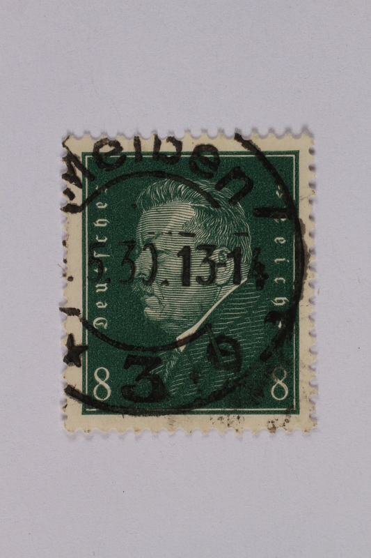 1992.221.171 front Postage stamp