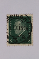 1992.221.171 front Postage stamp  Click to enlarge
