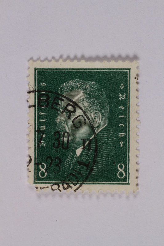 1992.221.172 front Postage stamp