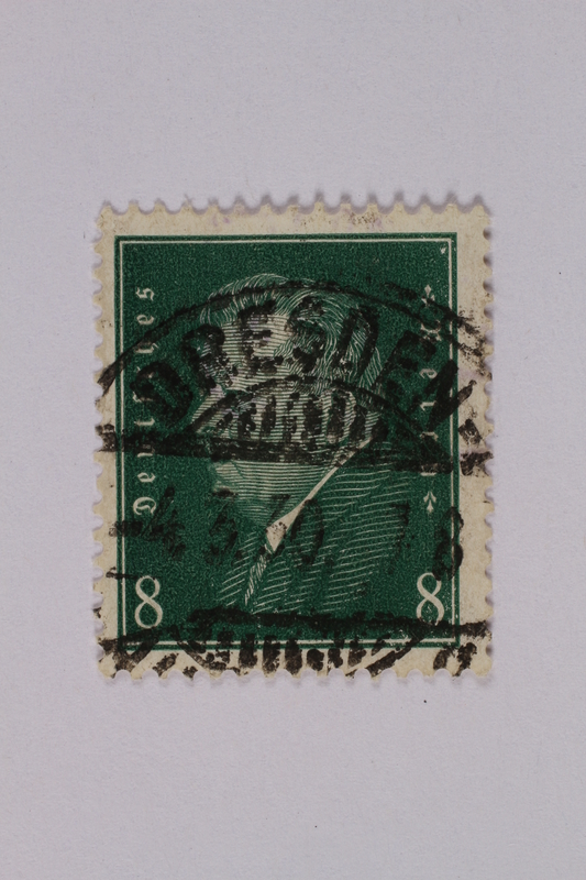 1992.221.173 front Postage stamp