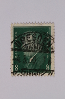 1992.221.173 front Postage stamp  Click to enlarge