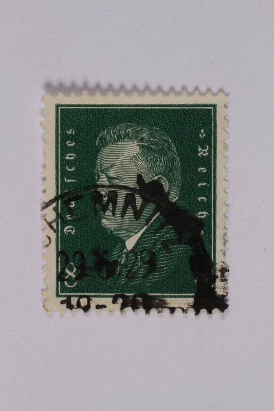 1992.221.174 front Postage stamp