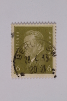 1992.221.178 front Postage stamp  Click to enlarge