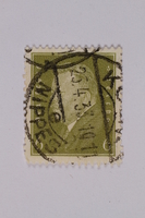 1992.221.182 front Postage stamp  Click to enlarge