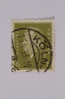 1992.221.183 front Postage stamp  Click to enlarge